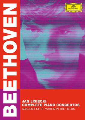 Jan Lisiecki - Beethoven: Complete Piano Concertos [DVD]