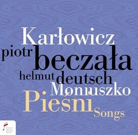 Piotr Beczała, Stanisław Moniuszko, Mieczysław Karłowicz - Moniuszko. Pieśni
