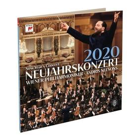 Andris Nelsons, Wiener Philharmoniker - Neujahrskonzert 2020 / New Year's Concert 2020