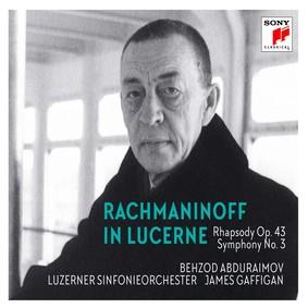Behzod Abduraimov - Rachmaninoff In Lucerne