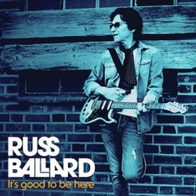 Russ Ballard - It's Good to Be Here
