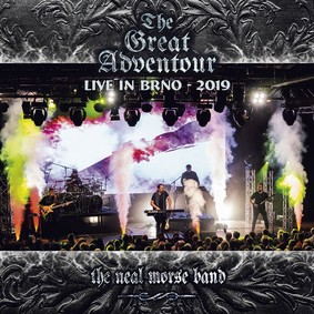 The Neal Morse Band - The Great Adventour (Live In Brno 2019) [Blu-ray]