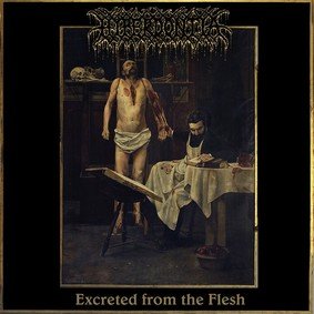 Hyperdontia - Excreted From The Flesh [EP]