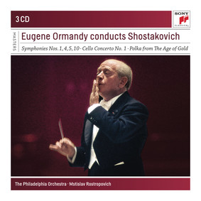 Eugene Ormandy - Eugene Ormandy Conducts Shostakovich