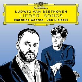 Matthias Goerne, Jan Lisiecki - Beethoven: Lieder