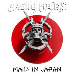 Pretty Maids - Maid In Japan (Future World Live 30 Anniversary) [Blu-ray]
