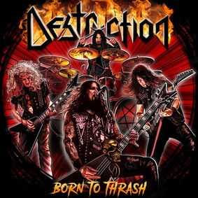 Destruction - Born To Thrash [Live]