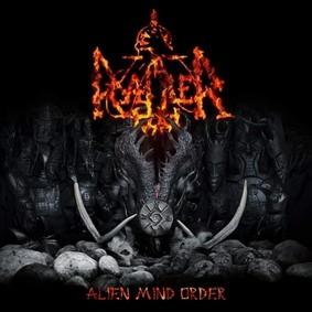 Rattler - Alien Mind Order