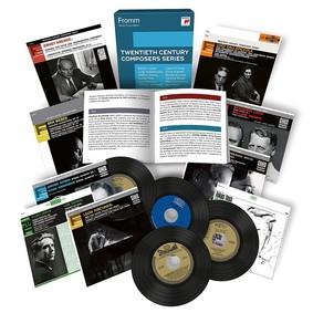 Various Artists - Fromm Music Foundation Twentieth Century Composer Series