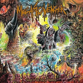 Megascavenger - Songs In The Key Of Madness