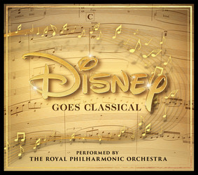 Various Artists - Disney Goes Classical