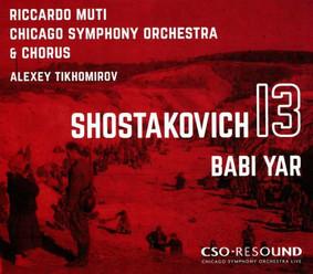 Riccardo Muti - Shostakovich: 13 Babi Yar