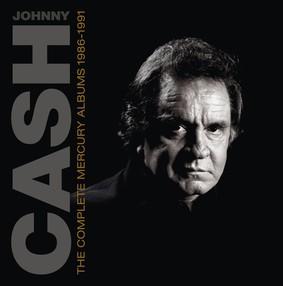 Johnny Cash - Complete Mercury Albums 1986-1991
