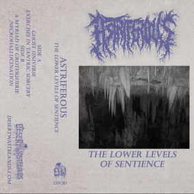 Astriferous - The Lower Levels Of Sentience [EP]