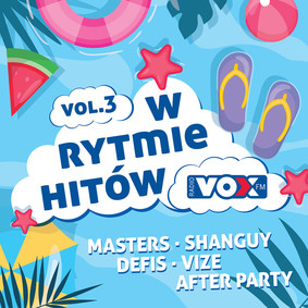 Various Artists - Vox FM: W rytmie hitów. Volume 3