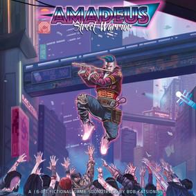 Bob Katsionis - Amadeus Street Warrior