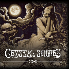 Crystal Spiders - Molt