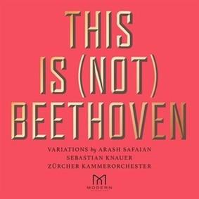 Arash Safaian, Sebastian Knauer - This Is (Not) Beethoven