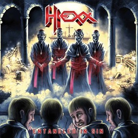 Hexx - Entangled In Sin