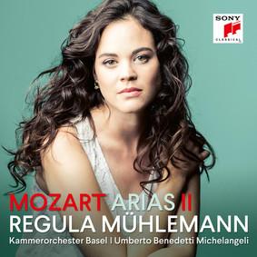 Regula Mühlemann, Kammerorchester Basel - Mozart Arias II