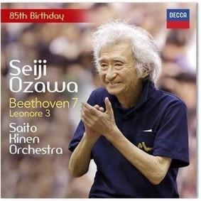 Seiji Ozawa - Beethoven: Symphony 7