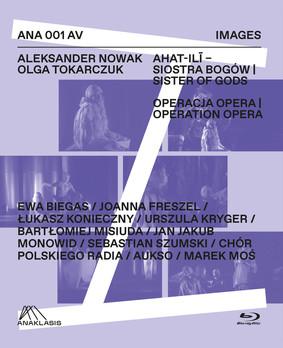Various Artists - Ahat-ili. Siostra Bogów [Blu-ray]