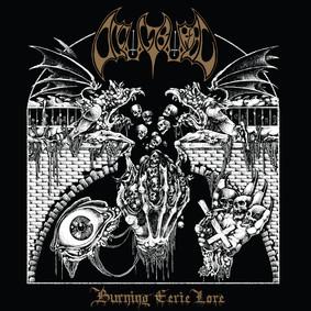 Occult Burial - Burning Eerie Lore