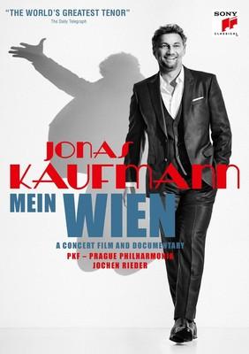 Jonas Kaufmann - Mein Wien [Blu-ray]