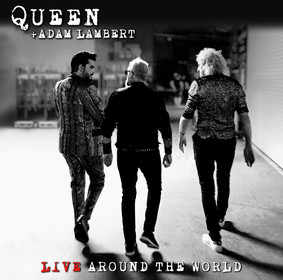 Queen, Adam Lambert - Live Around The World