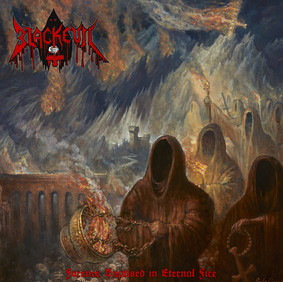 Blackevil - Forever Baptised In Eternal Fire