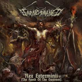 Horncrowned - Rex Exterminii (The Hand Of The Opposer)