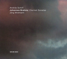 Andras Schiff, Jörg Widmann - Brahms: Clarinet Sonatas