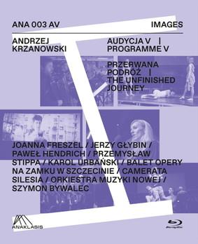 Various Artists - Krzanowski - Audycja V [Blu-ray]