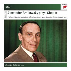 Alexander Brailowsky - Alexander Brailowsky Plays Chopin