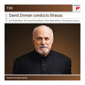 David Zinman - Strauss: Orchestral Works