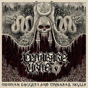 Cynabare Urne - Obsidian Daggers And Cinnabar Skulls