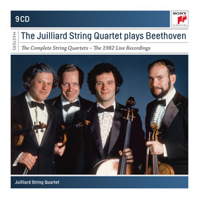 Juilliard String Quartet - Beethoven: The Complete String Quartets