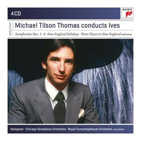Michael Tilson - Michael Tilson Thomas Conducts Ives