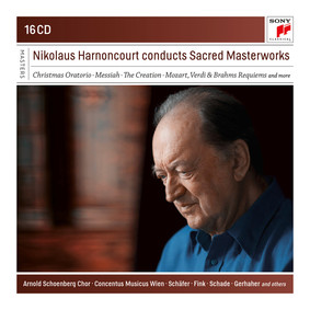 Nikolaus Harnoncourt - Conducts Sacred Masterworks
