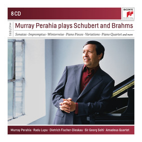 Murray Perahia - Murray Perahia Plays Brahms And Schubert