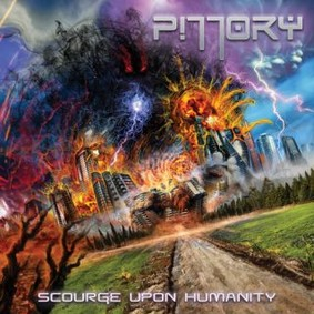 Pillory - Scourge On Humanity