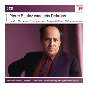 Pierre Boulez - Pierre Boulez Conducts Debussy