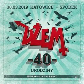 Dżem - 40 urodziny