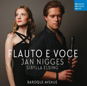 Jan Nigges, Sibylla Elsing - Flauto E Voce