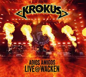 Krokus - Adios Amigos Live@Wacken [DVD]