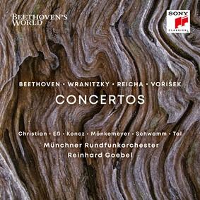 Reinhard Goebel - Beethoven's World: Wranitzky, Vorisek, Beethoven, Schubert
