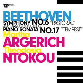 Martha Argerich - Beethoven: Symphony No. 6 / Piano Sonata No. 7