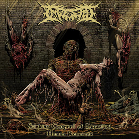 Ingested - Stinking Cesspool Of Liquified Human Remnants [EP]
