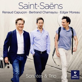 Renaud Capuçon, Edgar Moreau, Bertrand Chamayou - Saint-Saëns: Sonates Et Trio
