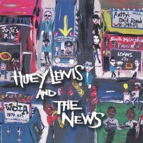 Huey Lewis and The News - Soulsville
